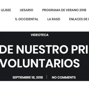 Liga de Estudiantes y Jóvenes Saharauis en el Estado Español – varias entradas