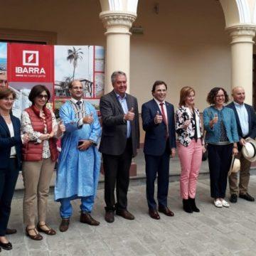Alcalde de Ibarra (Ecuador) estrecha lazos de amistad con la RASD por 412º aniversario de la fundación de este municipio ecuatoriano   Sahara Press Service