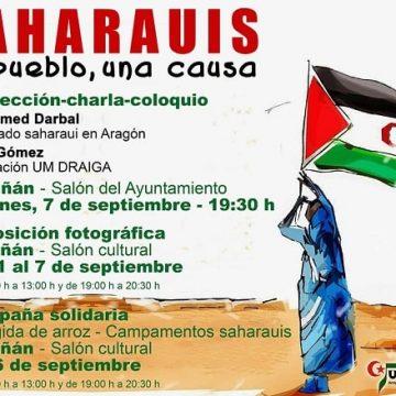 Sabiñan solidario con el Sahara Occidental – Um Draiga