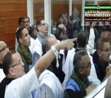 El clamor de los presos saharauis — Contramutis