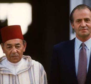 Juan Carlos I y su papel decisivo en la entrega del Sáhara a Marruecos. — El Confidencial Saharaui