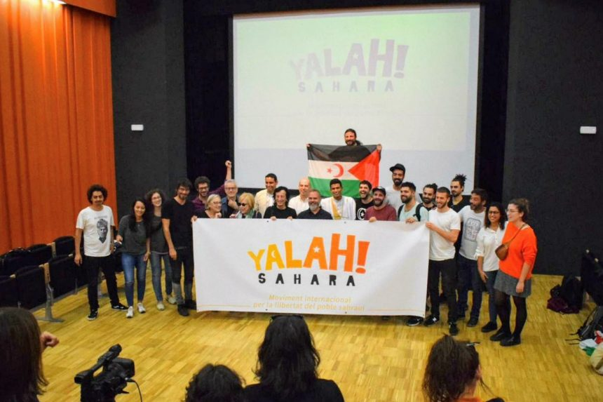 """Nace 'Yalah! Sáhara' para """"romper el silencio"""" sobre conflicto saharaui"""