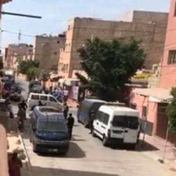 Decenas de heridos saharauis por autoridades marroquíes en la ceremonia del aniversario de Gaudí Mohamed Fadel | POR UN SAHARA LIBRE .org