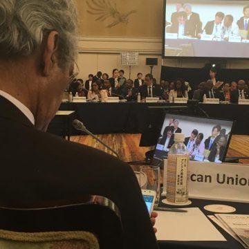 La RASD participa en la reunión de ministros del TICAD VII (Tokyo International Conference on African Development)