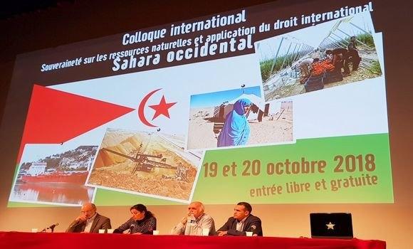 Les entreprises activant au Sahara occidental doivent négocier avec le Front Polisario ou partir | Sahara Press Service