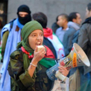 OPINIÓN de Benda Lehbib | No me mires. ¡Escúchame! — El rincón de la mujer saharaui