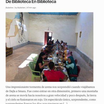 DE BIBLIOTECA EN BIBLIOTECA | Bubisher