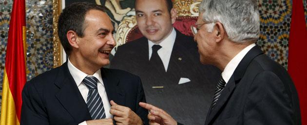 Marruecos premia a Zapatero, expresidente del Gobierno de España. — El Confidencial Saharaui