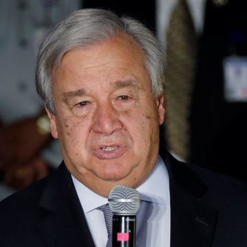 Guterres demande à l'ONU de prolonger d'un an la Minurso au Sahara occidental