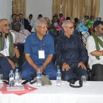 Comunicado Final de la Primera Conferencia de los Movimientos, Partidos y Fuerzas de Liberación Africana, celebrada en la República Saharaui el 11 de octubre de 2018 | Sahara Press Service