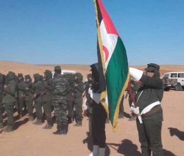 El Presidente de la República supervisa la apertura de la Escuela Militar para Mujeres | Sahara Press Service