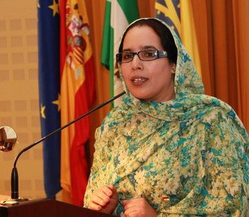 Interview with Fatma el-Mehdi: Western Sahara Peace and Women's Rights Activist