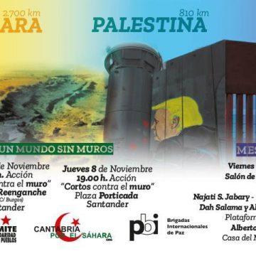 """#WorldwithoutWalls """"Un Mundo Sin Muros"""" — CEAS-Sahara"""