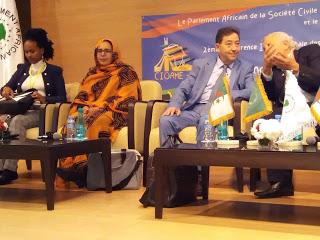 La República Saharaui participa en la segunda conferencia de organizaciones africanas miembros del Consejo Económico y Social de las Naciones Unidas. — UNMS | UNIÓN NACIONAL DE MUJERES SAHARAUIS.