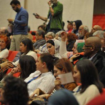 Photos from Rasd-Tv En Español's postLa Conferencia Europea de Apoyo al Pueblo saharaui — FEMAS Madrid con el Sáhara