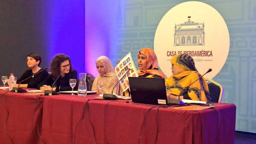 """Jornadas de Cádiz sobre el """"municipalismo ante el proceso de descolonización del Sáhara occidental"""" (8/11/2018)"""