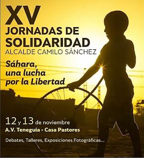 12 y 13 noviembre: ciclo de conferencias en Las Palmas de Gran Canaria sobre el Sahara Occidental — DIARIO LA REALIDAD SAHARAUI