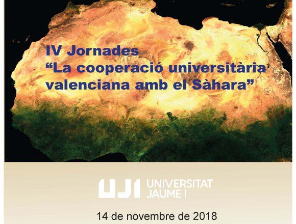 La UJI organiza las XXI Jornadas de Cooperación Internacional y Solidaridad –elperiodic