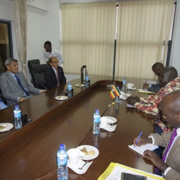 El Ministro de Estado para las Relaciones Internacionales de Uganda destaca la solidez de las relaciones de su país con la RASD y su apoyo a la justa lucha del pueblo saharaui | Sahara Press Service