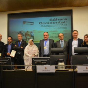 El PSOE participó en el Congreso en actos por el Sáhara Occidental que ahora veta — Contramutis
