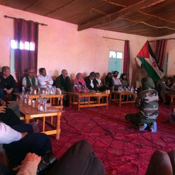 El Polisario sopesa celebrar ARTifariti en Guerguerat — Contramutis
