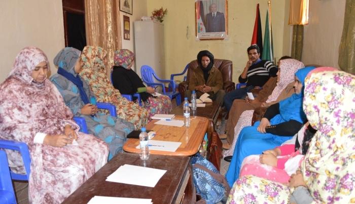 Anuncian el Comité Preparatorio para la Cuarta Conferencia de Mujeres Jóvenes   Sahara Press Service