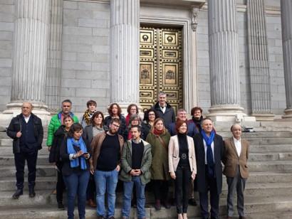 """Diputados atribuyen la suspensión del acto del Congreso a la """"cobardía ante Marruecos"""" del PSOE y el PP –Contramutis"""