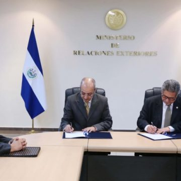 La RASD y El Salvador suscriben convenio de cooperación   Sahara Press Service