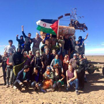 Comunicado de los los Artistas internacionales y Saharauis participantes en la XII de ARTifariti — POR UN SAHARA LIBRE .org