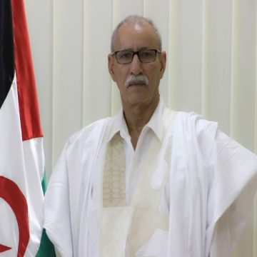 Ghali urges AU to stop Morocco's attempts to undermine Constitutive Act: sahara press service
