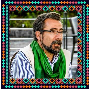 Calavera Literaria, Nicolás Calvo, Productor de Leyuad — Espacio Informativo