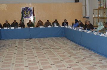 Inician los trabajos de la 9ª sesión ordinaria del Secretariado Nacional del Frente Polisario | Sahara Press Service