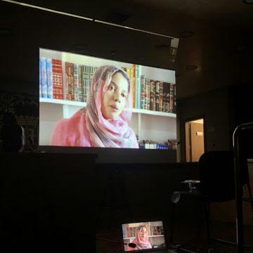 Madrid acoge el Cineforum sobre la situación de los Derechos Humanos en el Sáhara Occidental.
