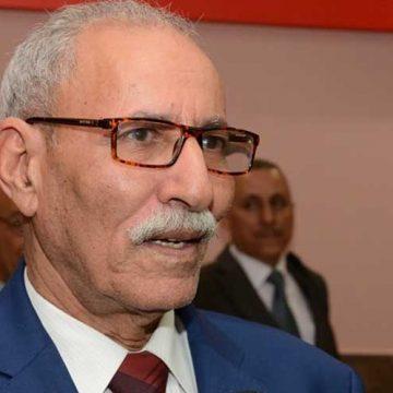 Presidente saharaui se reúne en Cuba con Díaz-Canel