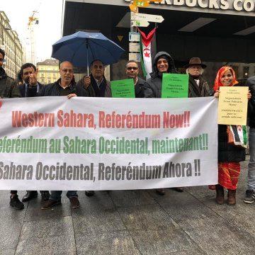 Sahara Occidental: reunión de Ginebra – 6 de diciembre 2018 (varios)