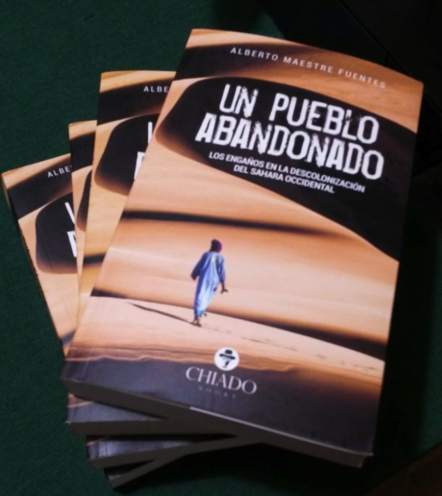 """Bubisher """"UN PUEBLO ABANDONADO"""", A LAS BIBLIOTECAS DEL BUBISHER"""