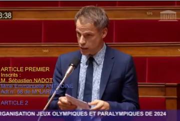 ¡Igualito que en España!: Un parlamentario francés del partido de Macron pregunta por el deterioro de los Derechos Humanos en las Zonas Ocupadas del Sáhara Occidental — Espacios Europeos