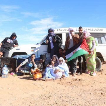 Acaba 2018 y este es el día a día de la escuela saharaui de Cine… seguimos por el #CinemaSaharaui