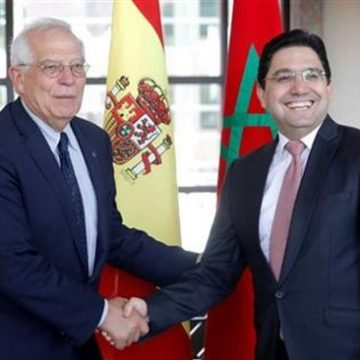 El diputado de Unidos Podemos Sergio Pascual acusa a Borrell de hacer lobby a favor de Marruecos   Contramutis