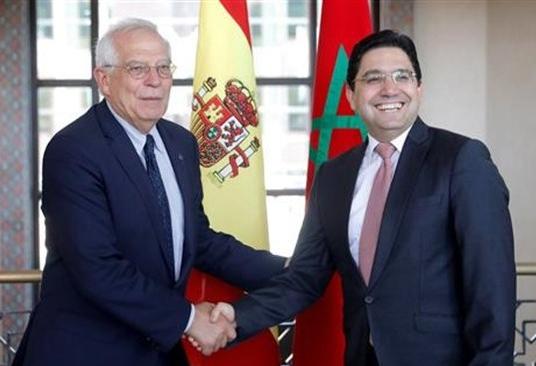 El diputado de Unidos Podemos Sergio Pascual acusa a Borrell de hacer lobby a favor de Marruecos | Contramutis