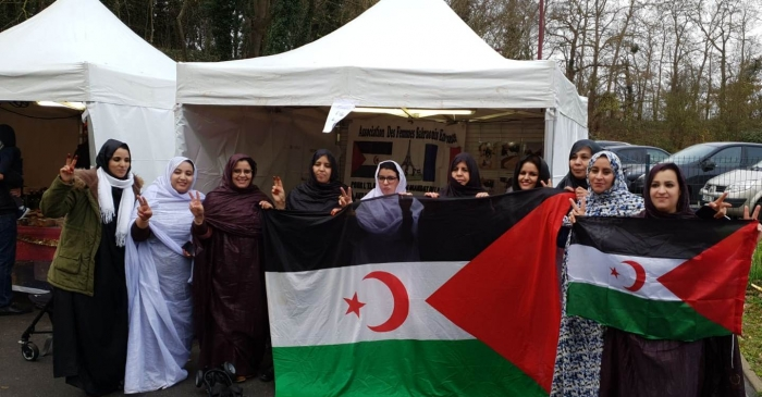 L'Association des Femmes Sahraouies en France participe à la célébration de la Journée mondiale des personnes handicapées | Sahara Press Service