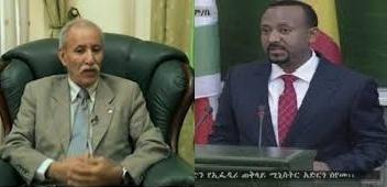 President of Republic offers condolences on passing of former Ethiopian President | Sahara Press Service
