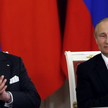Poutine refuse de vendre des armes sophistiquées à Mohammed VI – Algérie Patriotique