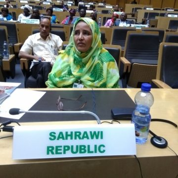 Sahrawi Republic takes part in AU meeting on rights of women and girls | Sahara Press Service