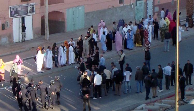 Represión a saharauis en las zonas ocupadas que pedían responsabilidad a la ONU – cuartopoder.es