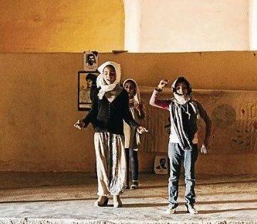 Recogida de material para los niños del Sahara