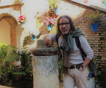 El escritor y poeta Bahia Mahmud Awah en la Revista Luz Cultural