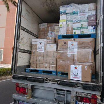 'Amigos del Sáhara' inicia una recogida de alimentos ante «recortes» en las ayudas a campos de refugiados