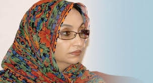 Aminetu Haidar asegura que las represalias contra una delegación de activistas saharauis ilustran claramente la situación de los derechos humanos en las ZZ.OO del Sahara Occidental | Sahara Press Service