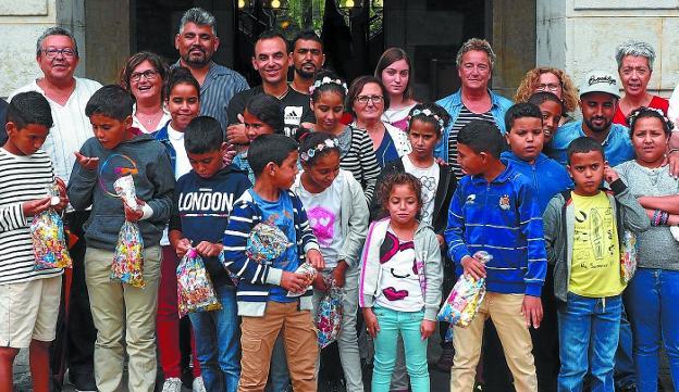 «En los campamentos se notan los recortes en la ayuda humanitaria»   El Diario Vasco